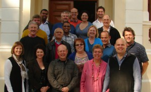 Group1&2 Training Stellenbosch 2012