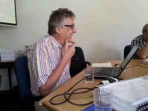 Jandirk Pronk Training Stellenbosch 2013