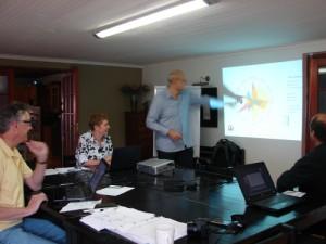 Planning TransMind South-Africa 2012