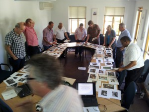 Training Group 1 Stellenbosch 2012